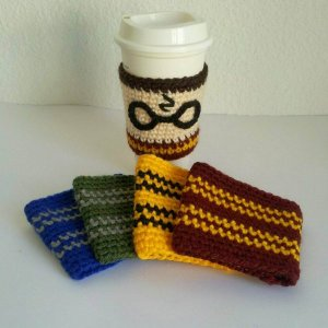 Harry Potter Cup Cozy
