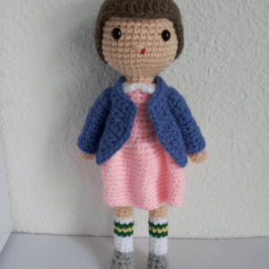 Once Stranger Things Amigurumi