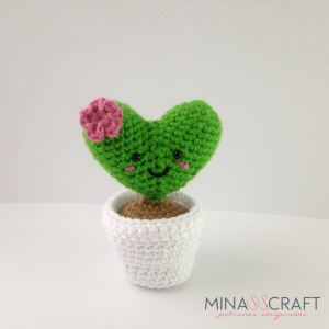 Tutorial Cactus Amigurumi (English Subtitles) - YouTube | 300x300