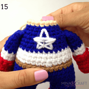 How to : make a star fit into a circle – crochet tutorial with ... | 300x300