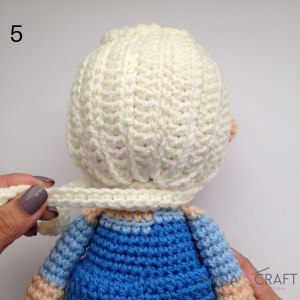 Movie Character Doll Free Crochet Patterns | 300x300