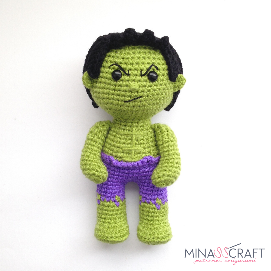 Groot Amigurumi / tutorial en español - 1ra parte - - YouTube | 1080x1080