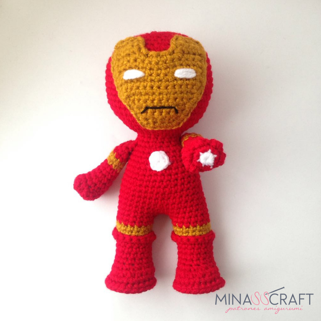 Iron Man English