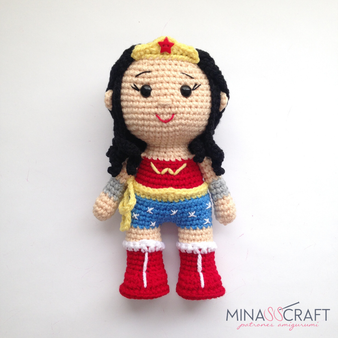 Wonder Woman English